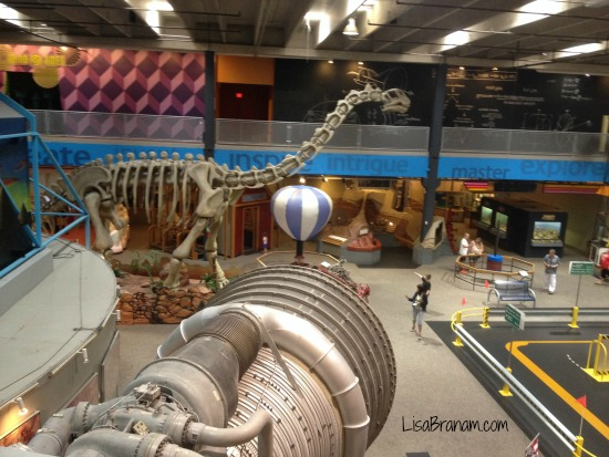 Oklahoma science museum rv road trip
