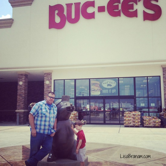 bucees rv road trip