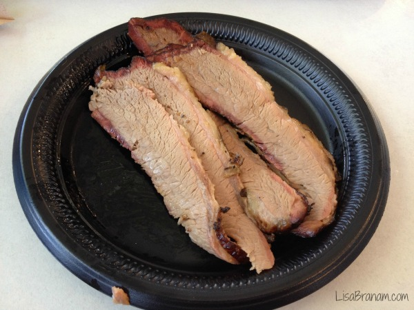 Gluten free sea world BBQ Shamus smokehouse