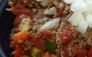 Texas Chili Recipe- It's easy, delicious and Paleo - See more recipes like it at http://lisabranam.com