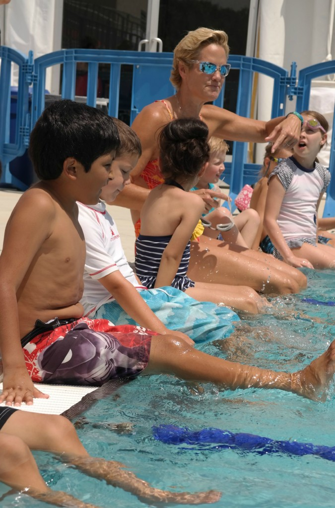 The #FunnestSport Swimming with Dara Torres and SwimToday