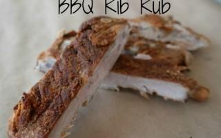BBQ Rib Rub