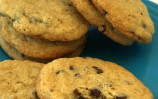 Perfect Gluten Free Chocolate Chip Cookie Recipe